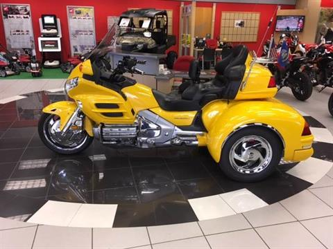 2003 Honda GoldWing Tryke in Lafayette, Louisiana