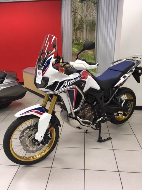 2017 Honda Africa Twin in Lafayette, Louisiana - Photo 1