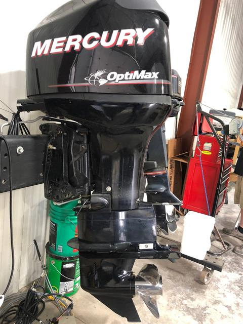 MERCURY OPTIMAX 125XL in Trego, Wisconsin - Photo 1