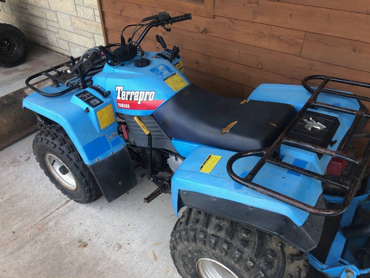 1988 Yamaha TERRA PRO in Trego, Wisconsin - Photo 2