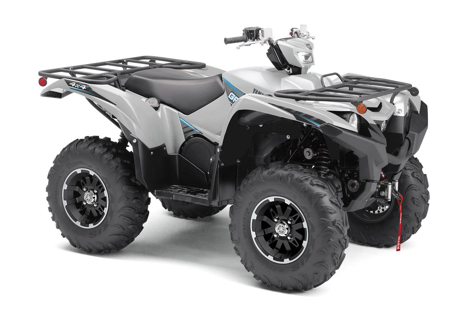 2020 Yamaha GRIZZLY 700 SE in Trego, Wisconsin