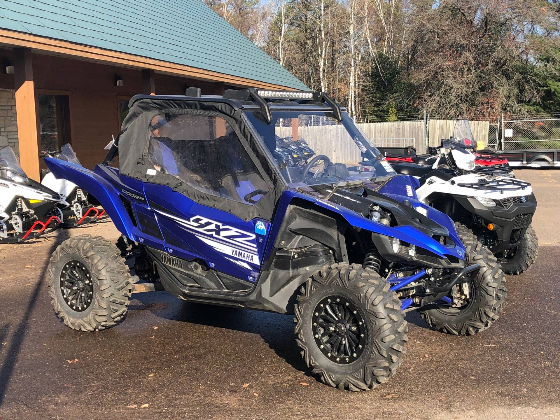 2019 Yamaha YXZ1000R SS SE in Trego, Wisconsin - Photo 1