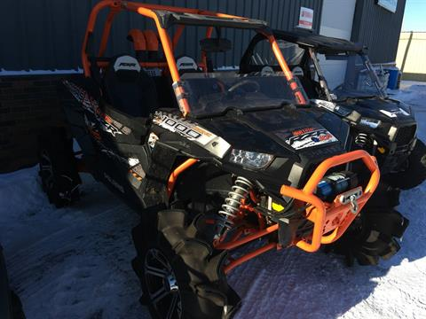 2015 Polaris 2015 POLARIS RZR® XP 1000 EPS HIGH LIFTER EDITION in Trego, Wisconsin - Photo 2