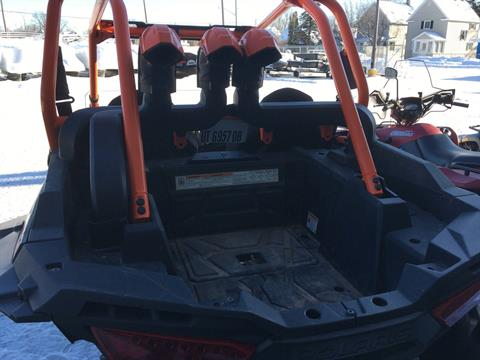 2015 Polaris 2015 POLARIS RZR® XP 1000 EPS HIGH LIFTER EDITION in Trego, Wisconsin - Photo 7