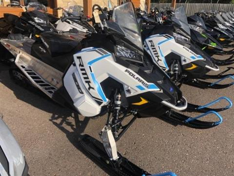 2020 Polaris 600 RMK 144 ES in Trego, Wisconsin - Photo 1