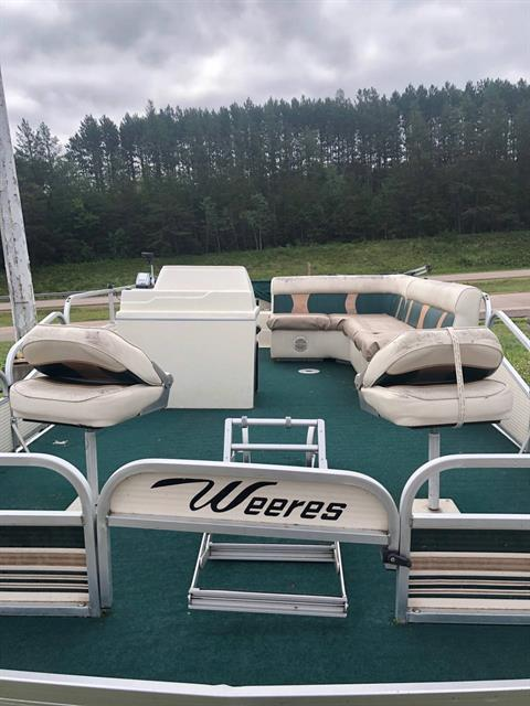 1999 Weeres FISHERMAN DELUXE 20 in Trego, Wisconsin - Photo 2