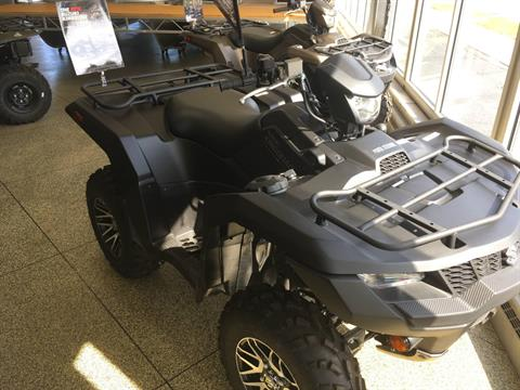 2019 Suzuki KingQuad 500AXi Power Steering SE+ in Superior, Wisconsin