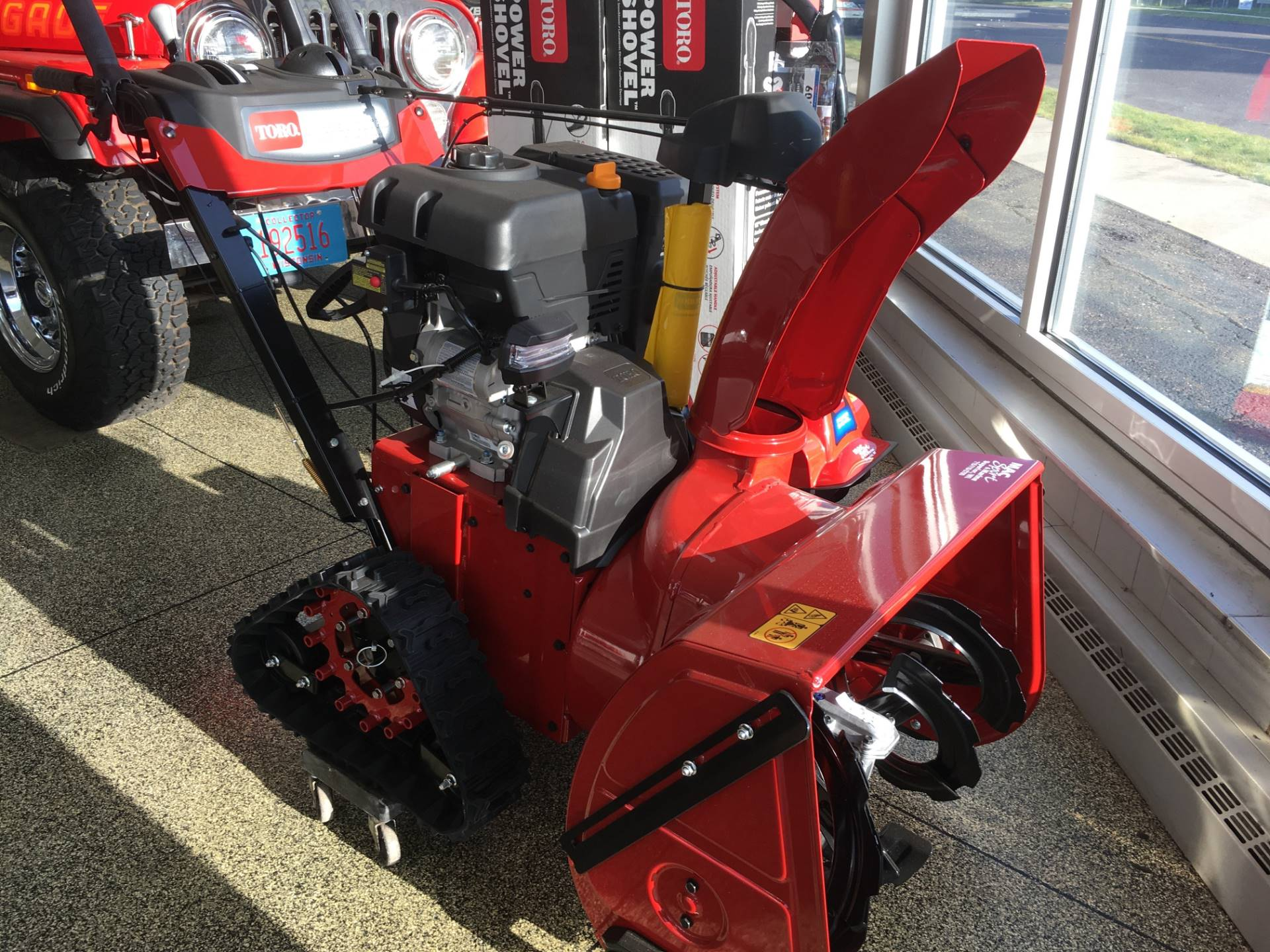 Toro POWER TRX HD 1428 OHXE in Superior, Wisconsin