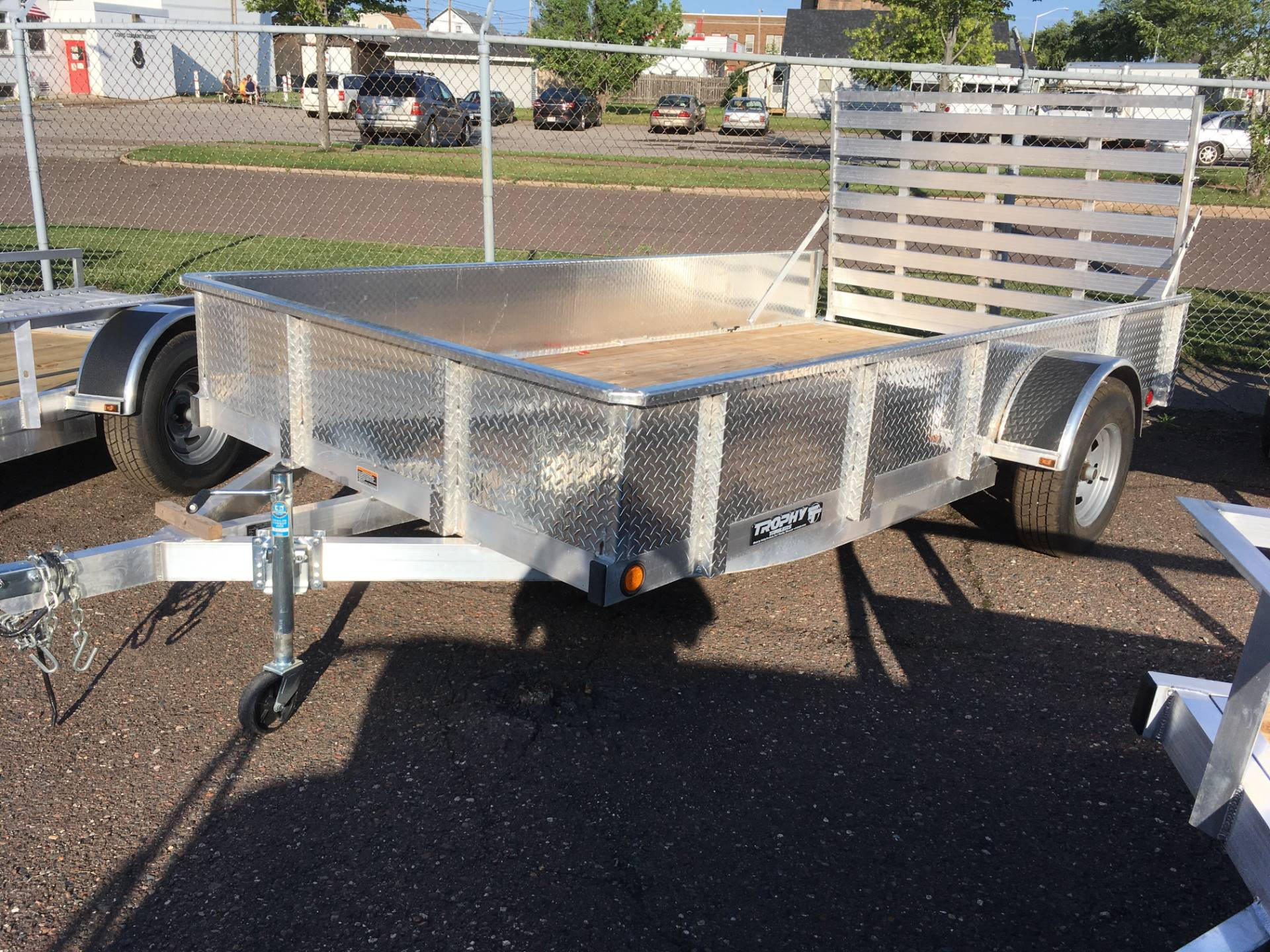 2019 Trophy Utility Trailer in Superior, Wisconsin - Photo 1