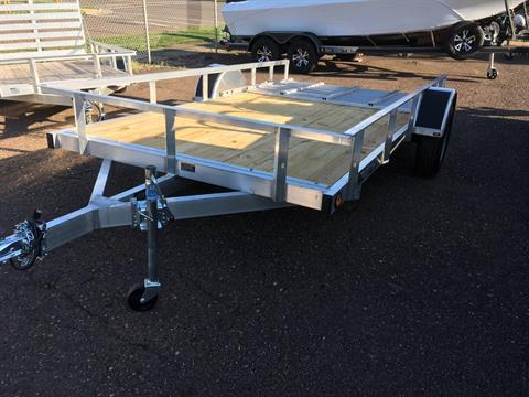 2019 Trophy Utility Trailer in Superior, Wisconsin - Photo 2