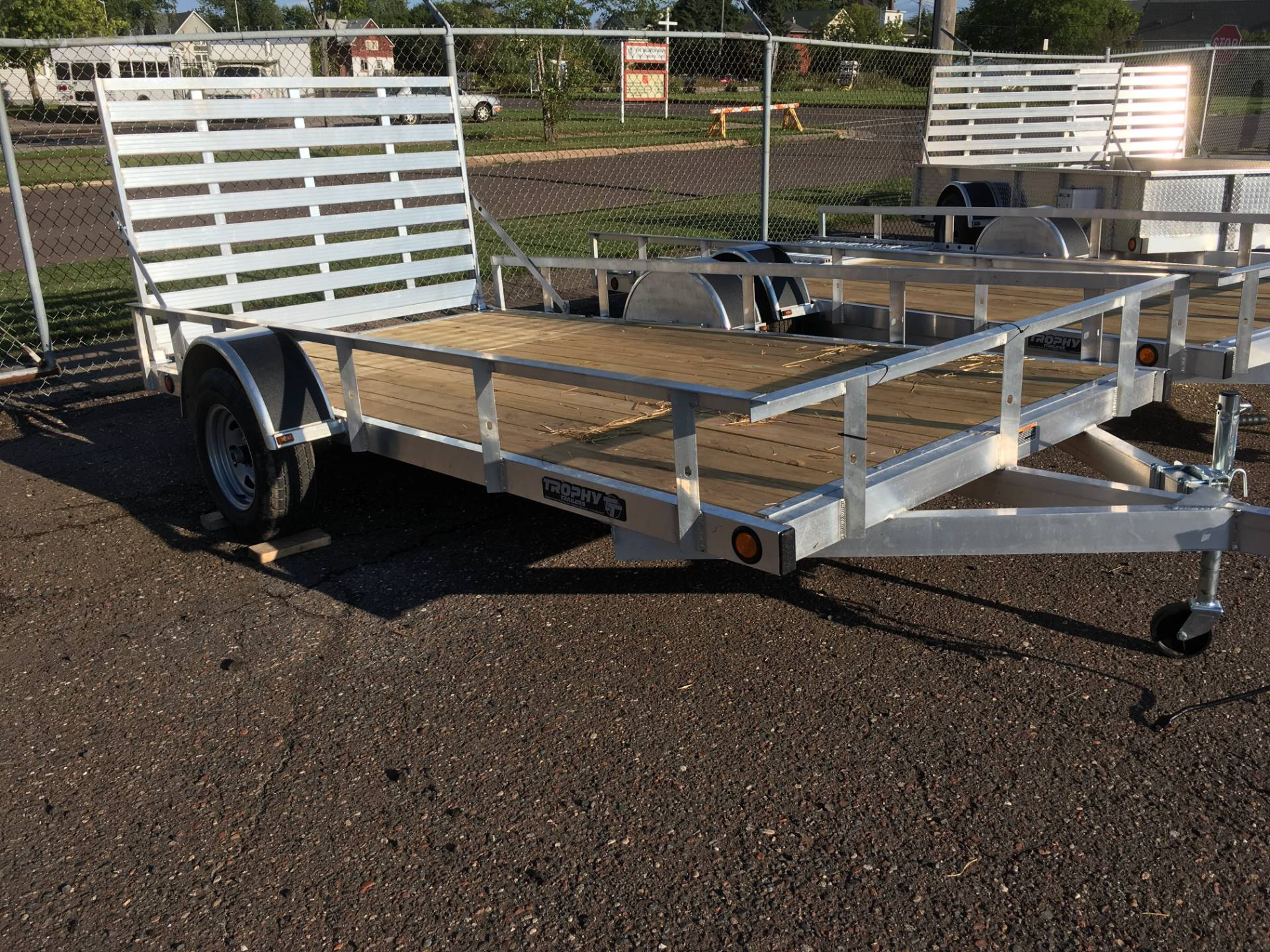 2019 Trophy Utility Trailer in Superior, Wisconsin - Photo 4