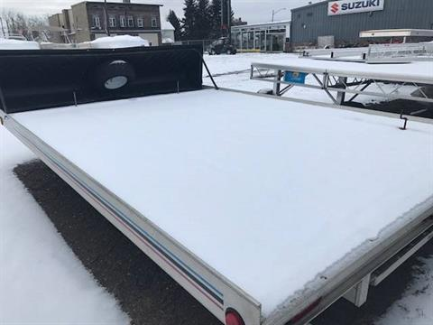 2000 FLOE INTERNATIONAL 8.5 x 12 Ramp in Superior, Wisconsin