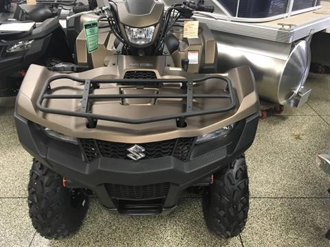 2019 Suzuki KingQuad 500AXi Power Steering SE+ in Superior, Wisconsin - Photo 1