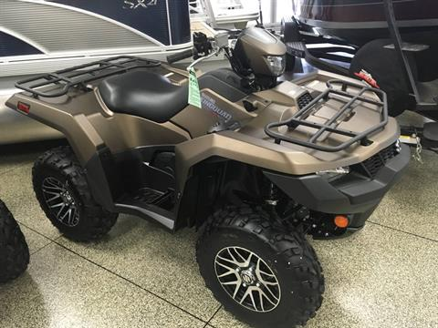 2019 Suzuki KingQuad 500AXi Power Steering SE+ in Superior, Wisconsin - Photo 2