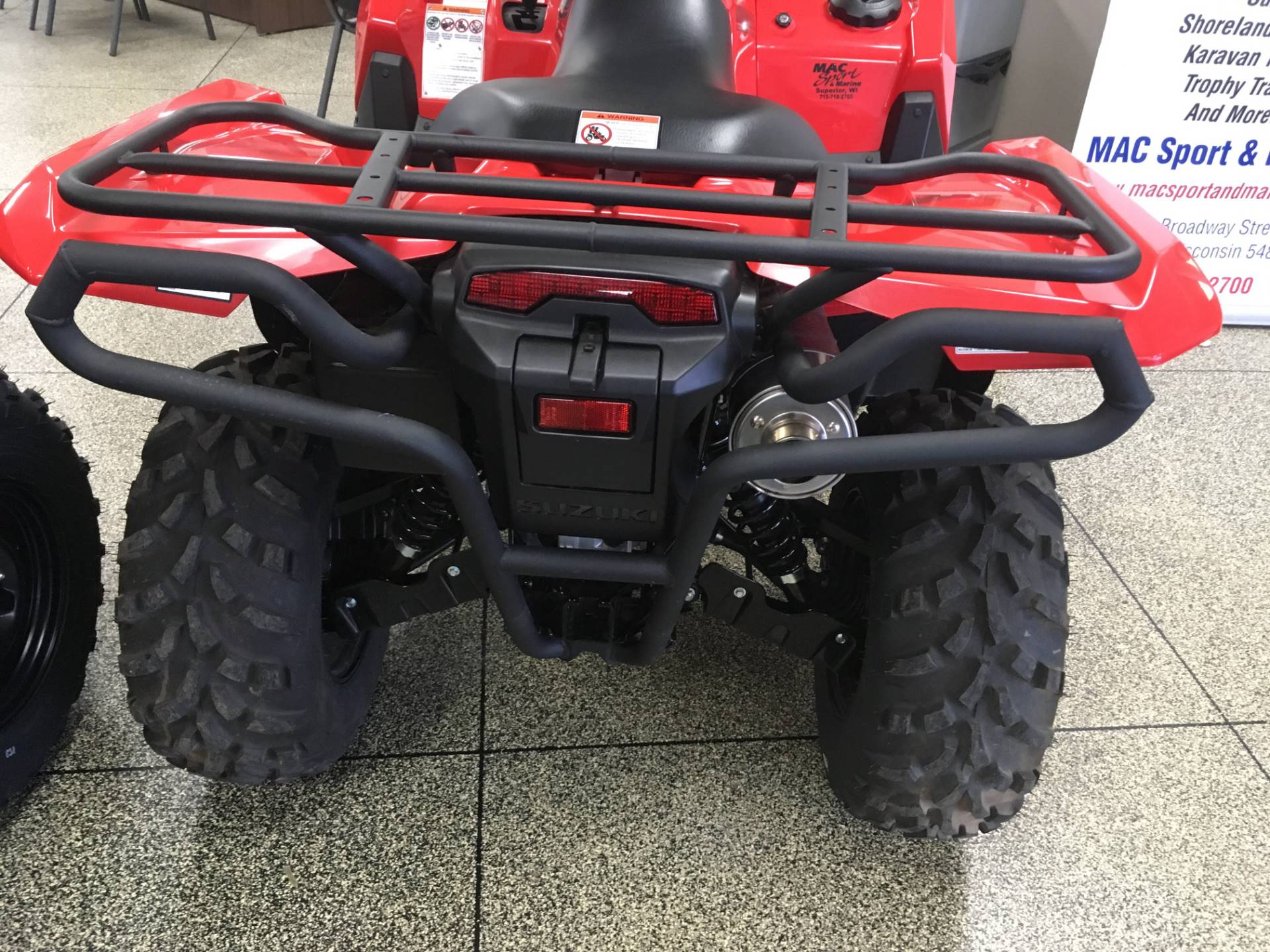2019 Suzuki KingQuad 750AXi Power Steering in Superior, Wisconsin - Photo 3