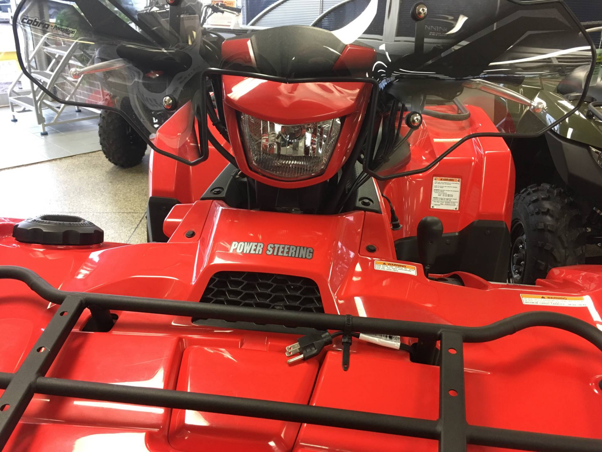 2019 Suzuki KingQuad 750AXi Power Steering in Superior, Wisconsin - Photo 5