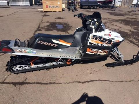 2008 Arctic Cat M8 Sno Pro 153  in Superior, Wisconsin