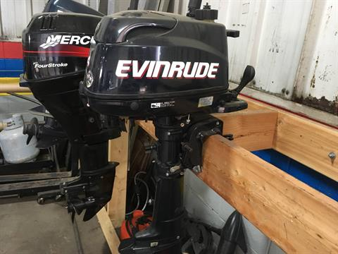 2013 Evinrude 4-HP in Superior, Wisconsin