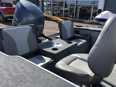 2012 Alumacraft Dominator 165 Sport in Superior, Wisconsin