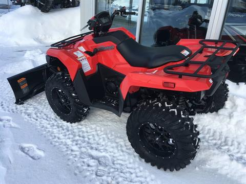 2020 Suzuki KingQuad 750AXi Power Steering in Superior, Wisconsin - Photo 2