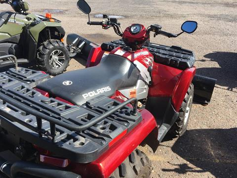 2006 Polaris Sportsman 500 EFI Red Flame Limited Edition in Superior, Wisconsin