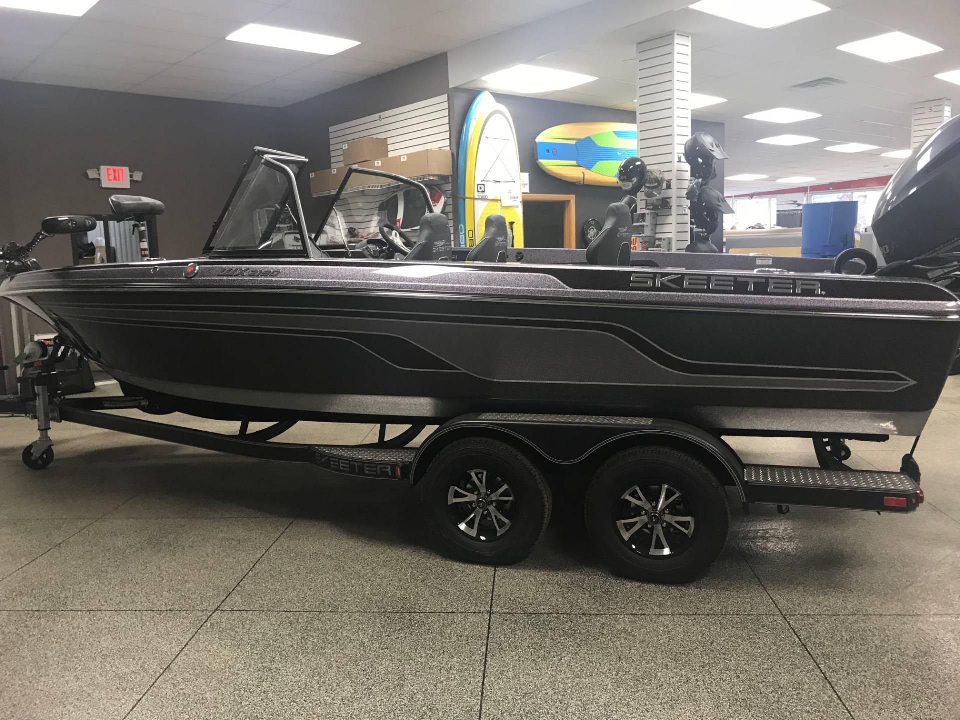 2018 Skeeter WX 2190 in Superior, Wisconsin