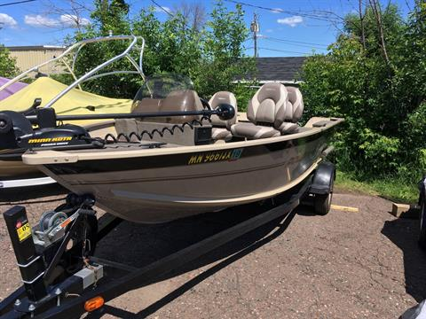 2005 Polar Kraft Kodiak V165 SC in Superior, Wisconsin