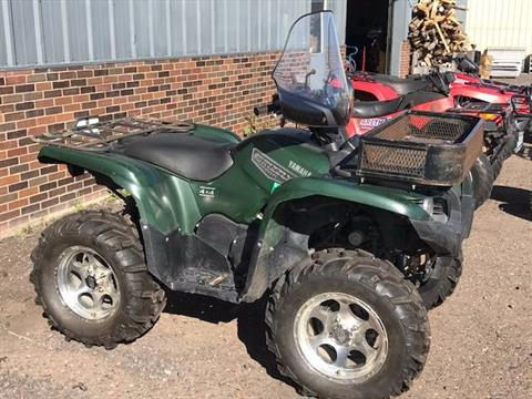 2007 Yamaha Grizzly 700 FI Auto. 4x4 in Superior, Wisconsin