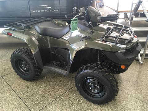 2019 Suzuki KingQuad 750AXi Power Steering in Superior, Wisconsin - Photo 1
