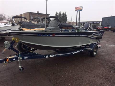 2011 Ultracraft Stealth 169C in Superior, Wisconsin