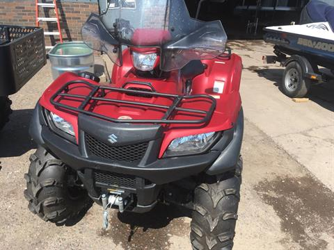 2013 Suzuki KingQuad® 750AXi Power Steering 30th Anniversary Edition in Superior, Wisconsin - Photo 3