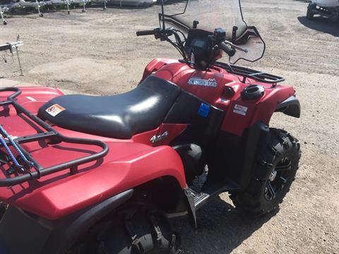 2013 Suzuki KingQuad® 750AXi Power Steering 30th Anniversary Edition in Superior, Wisconsin - Photo 4
