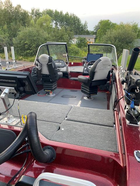 2016 Skeeter WX 2190 in Superior, Wisconsin - Photo 4