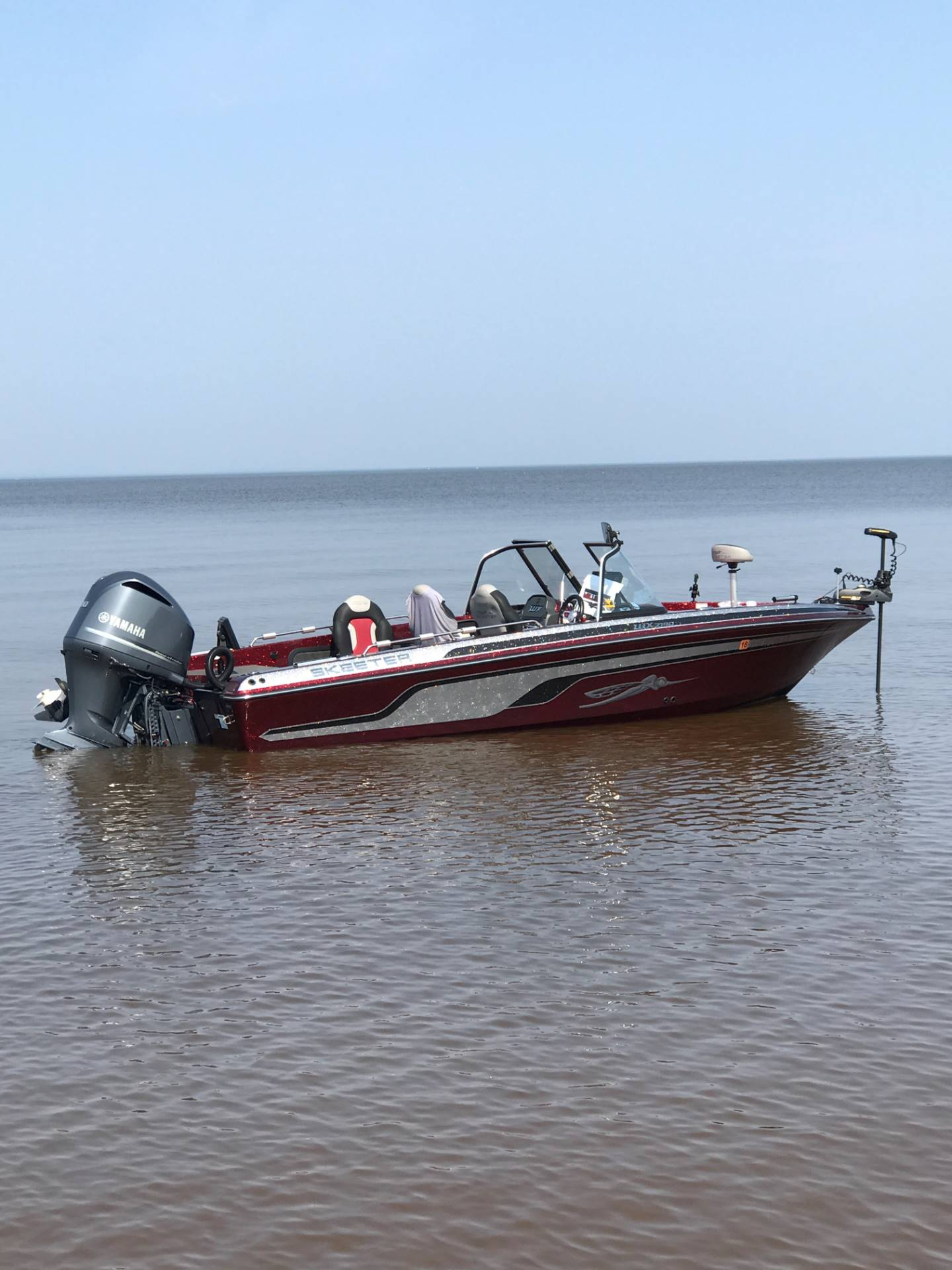 2016 Skeeter WX 2190 in Superior, Wisconsin - Photo 5
