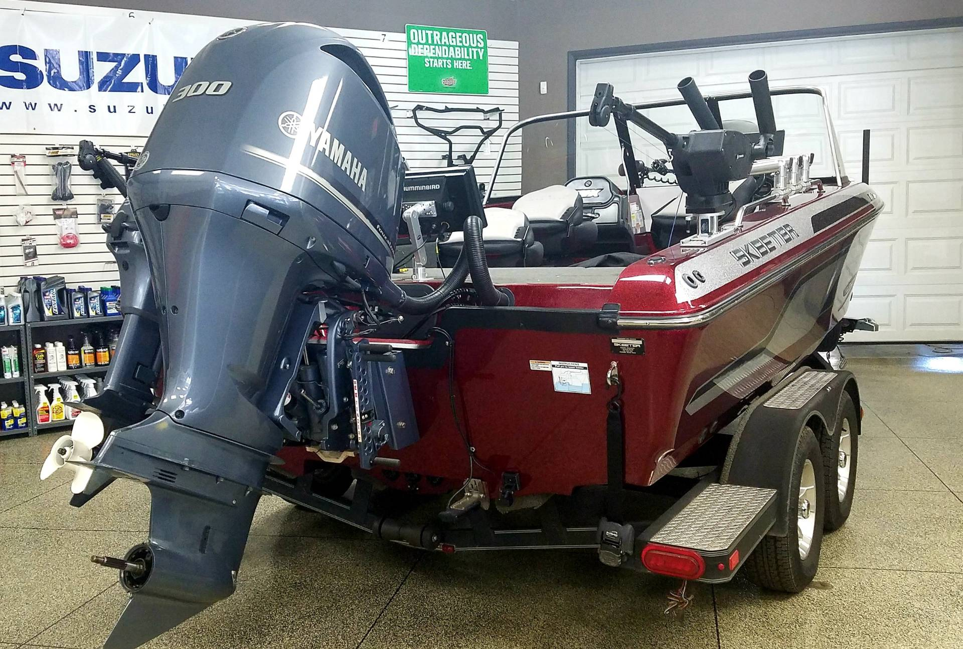2016 Skeeter WX 2190 in Superior, Wisconsin - Photo 7