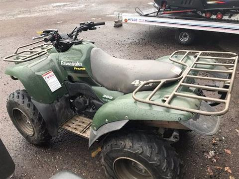 2005 Kawasaki Prairie 360 4x4 in Superior, Wisconsin