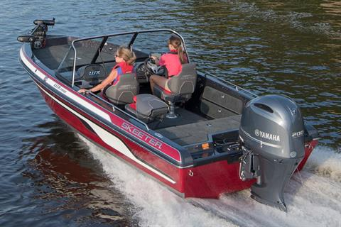 2018 Skeeter WX 1910 in Superior, Wisconsin