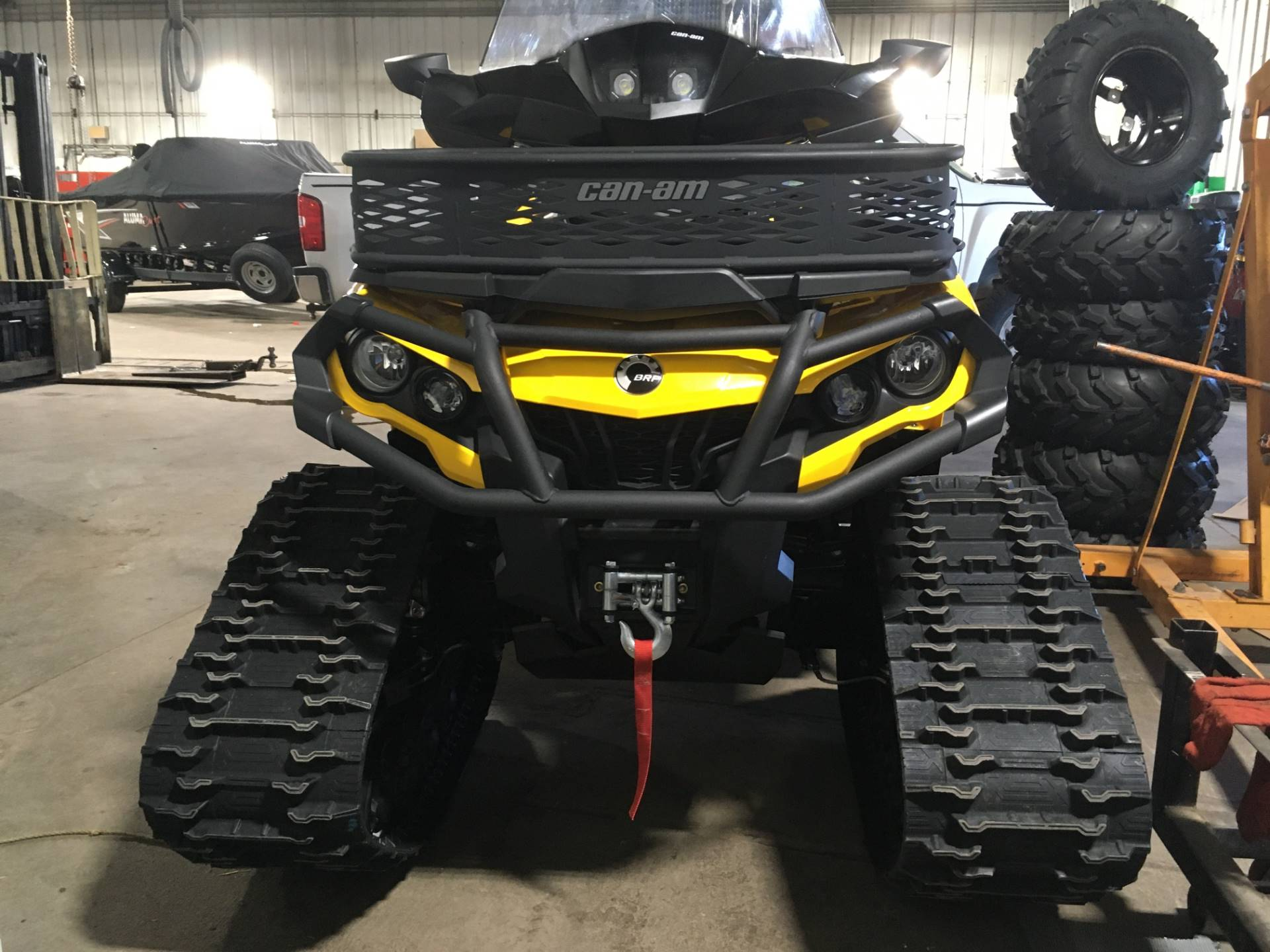 2015 Can-Am Outlander™ 6x6 XT™ 1000 in Superior, Wisconsin - Photo 1