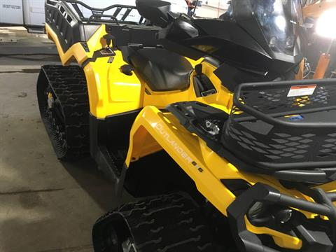 2015 Can-Am Outlander™ 6x6 XT™ 1000 in Superior, Wisconsin - Photo 8