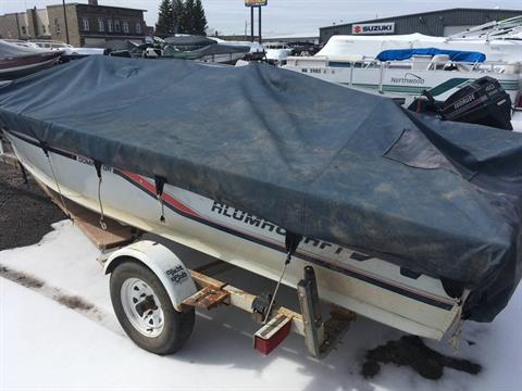 1989 Alumacraft Dominator 165 in Superior, Wisconsin - Photo 1