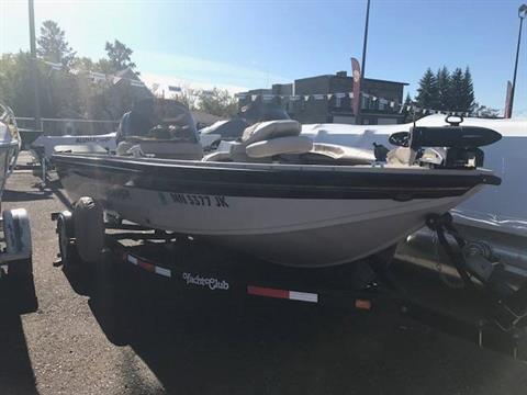 2002 Crestliner 1750 Fish Hawk DB in Superior, Wisconsin