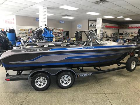 2019 Skeeter WX 2060 in Superior, Wisconsin