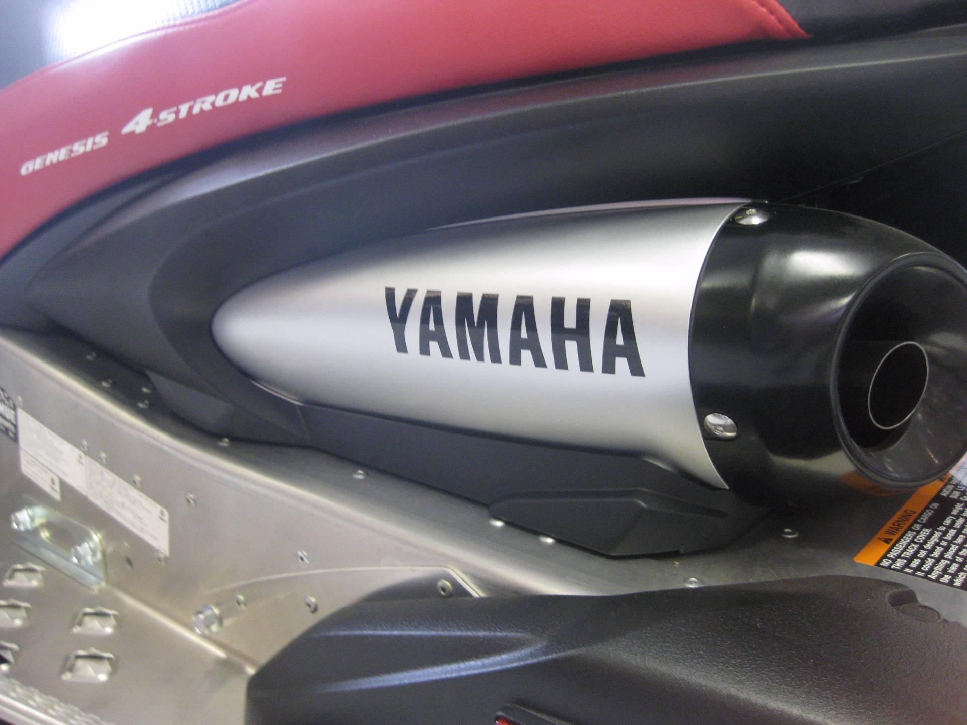 2016 Yamaha Apex LE in Wisconsin Rapids, Wisconsin