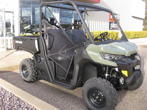 2017 Can-Am Defender HD5 in Wisconsin Rapids, Wisconsin