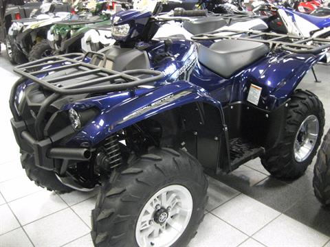 2017 Yamaha Kodiak SE EPS in Wisconsin Rapids, Wisconsin