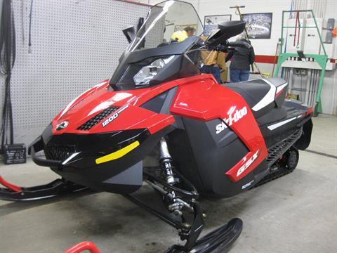 2015 Ski-Doo GSX LE 1200 4-Tec in Wisconsin Rapids, Wisconsin