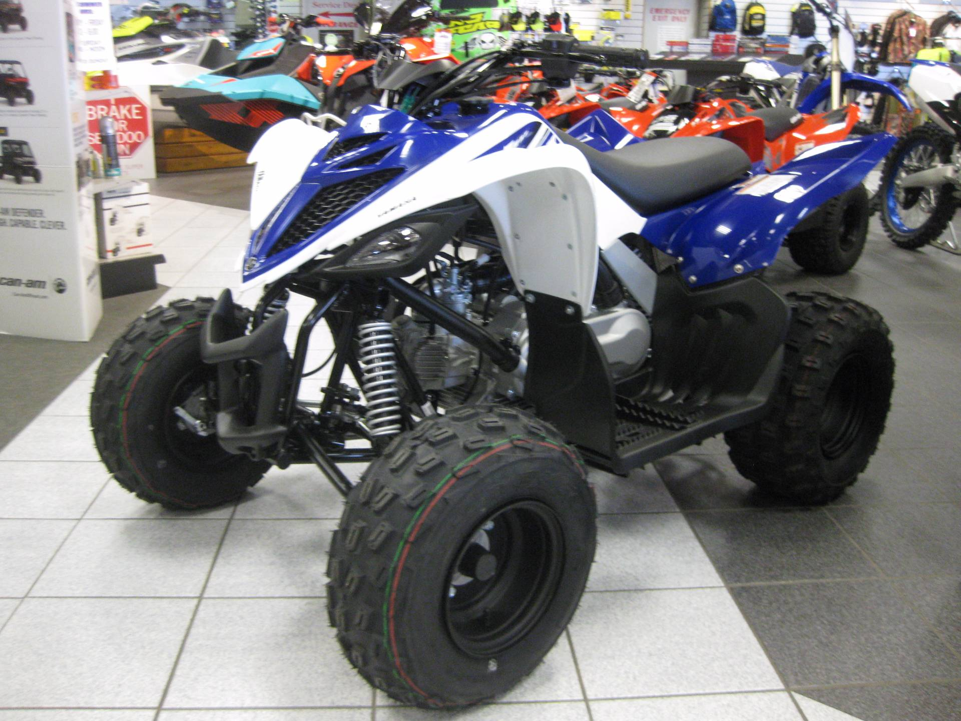 Yamaha raptor 90 2019 2020 new car release date for 2011 yamaha raptor 90 for sale