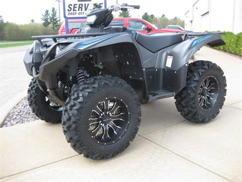 2018 Yamaha Grizzly EPS SE in Wisconsin Rapids, Wisconsin