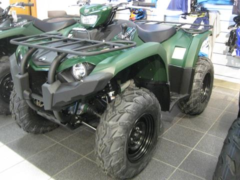 2018 Yamaha Kodiak 450 EPS in Wisconsin Rapids, Wisconsin