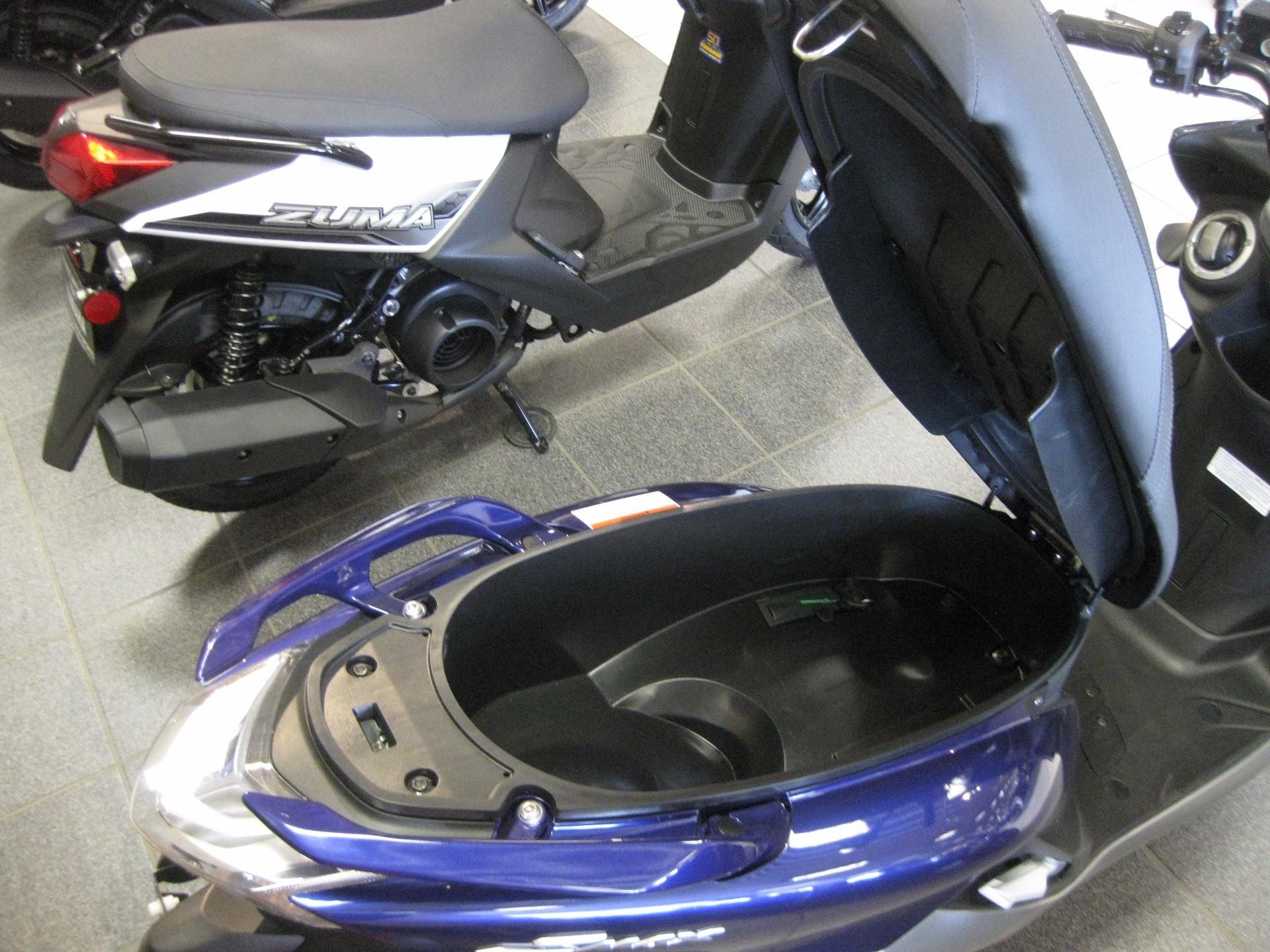 2015 Yamaha SMax 155 in Wisconsin Rapids, Wisconsin